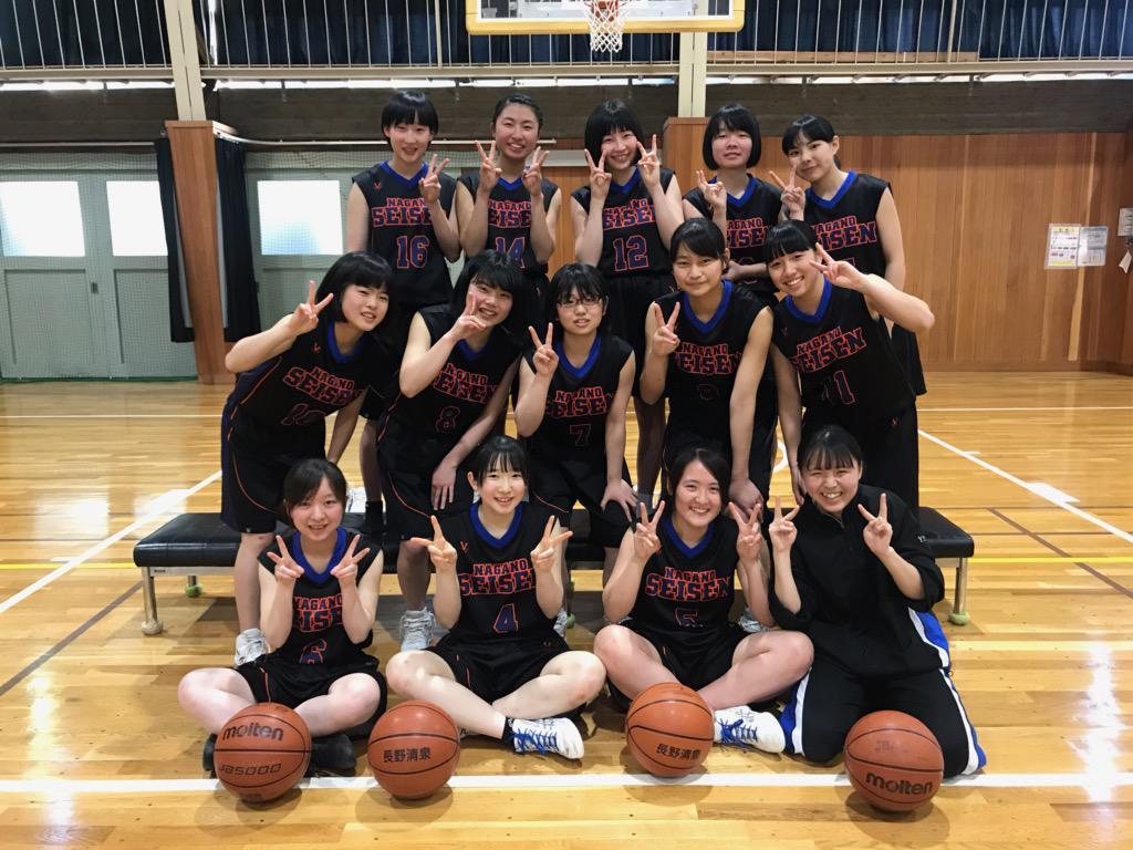 バスケットボール部写真