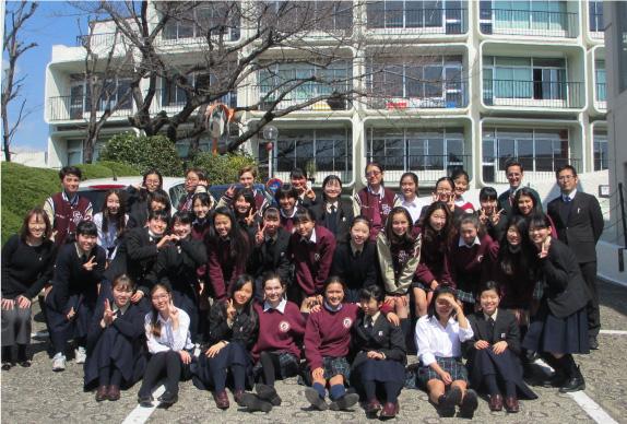 清泉インターナショナル学園(ミニ留学)